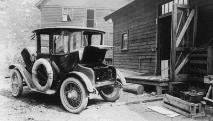 Detroit Elektric Electrische Auto