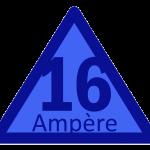 16 Ampère