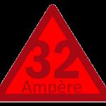 32 Ampère