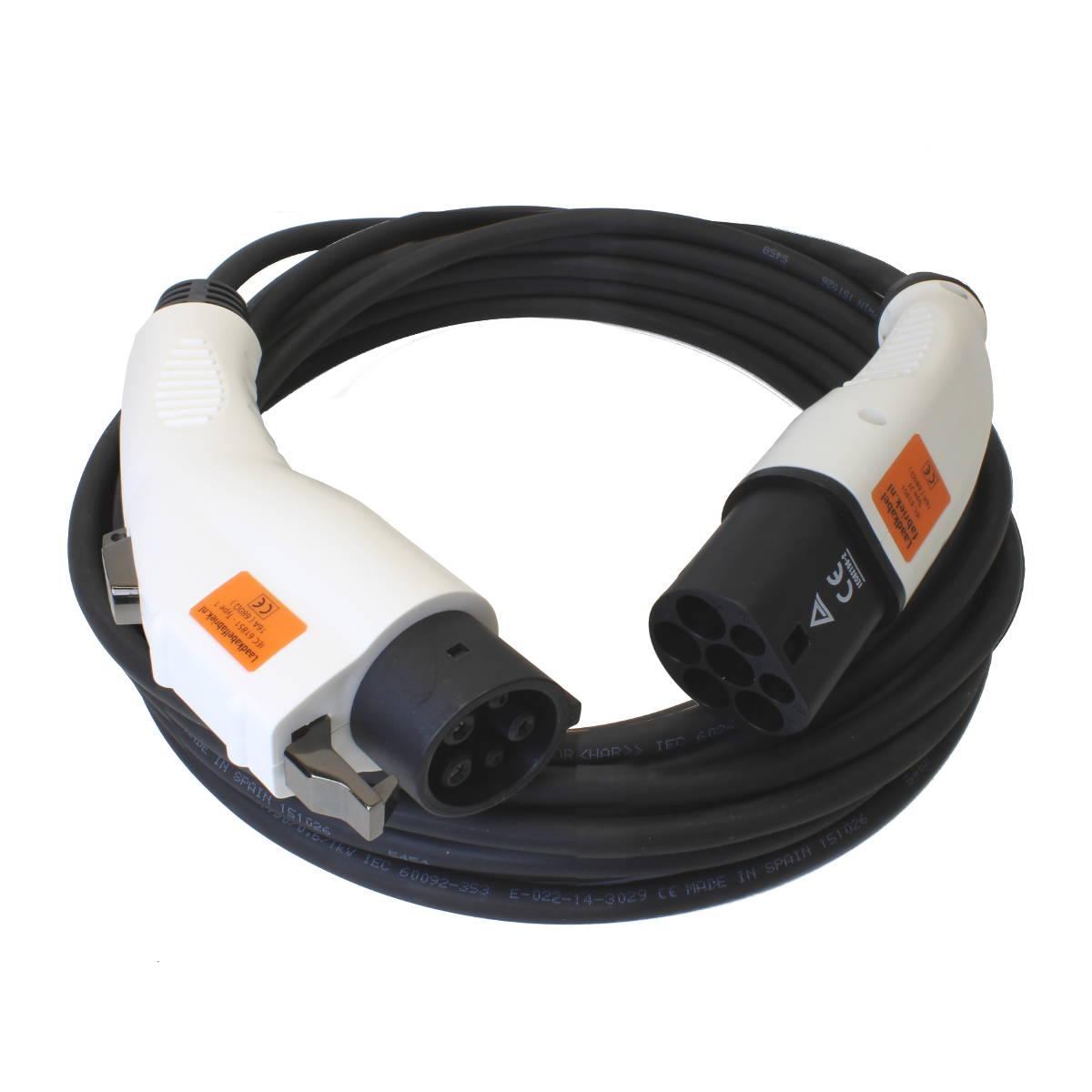 16 ampere kabel perfect ceestekker polig ampere with 16. Black Bedroom Furniture Sets. Home Design Ideas
