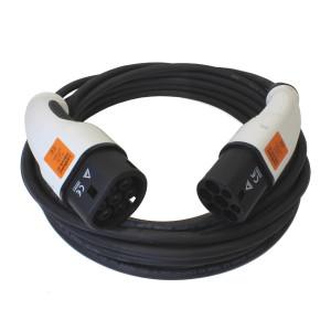 Type2 – kabel zwart – Type 2