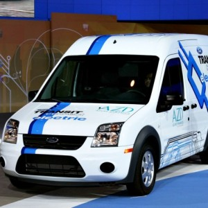 Ford Transit Connect AGV