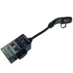 Laadpunt tester voor gebruik door elektriciens en installateurs van laadpalen