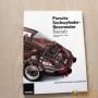 Porsche boek – montagehandleiding en naslagwerk
