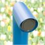 Design-laadpaal Mat blauw